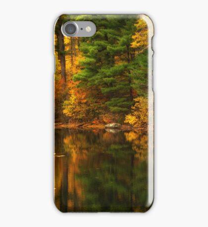 Autumns Calm iPhone Case/Skin