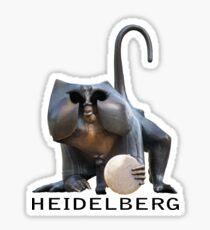 Heidelberg Sticker
