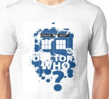 Dr. Who -  Doctor Who? Unisex T-Shirt
