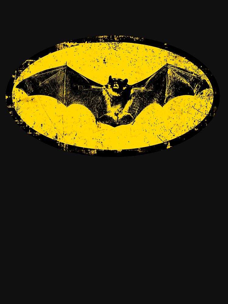 Bat logo  by lab80