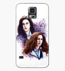 Agents Bering & Wells Case/Skin for Samsung Galaxy