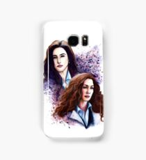 Agents Bering & Wells Samsung Galaxy Case/Skin