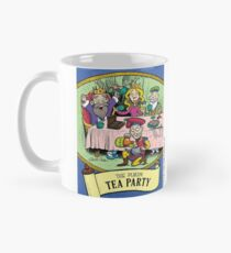 Purim Tea Party Mug