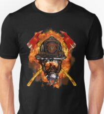 Firefighter The Anonymous Heroes Novelty Gifts. Unisex T-Shirt