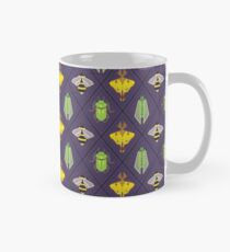 Insecta Geometrica - Geometric Insects Pattern Mug
