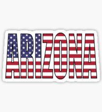 Arizona. Sticker