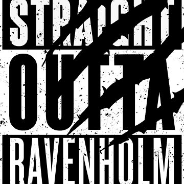 Straight Outta Ravenholm -Alt by RoufXis