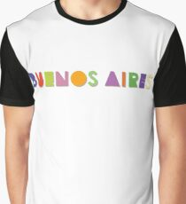 Buenos Aires Graphic T-Shirt