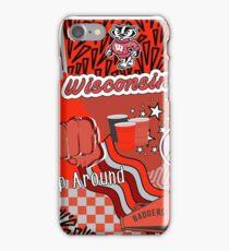 Wisconsin University iPhone Case/Skin