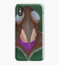 Murasaki Elite Pilot iPhone Case/Skin