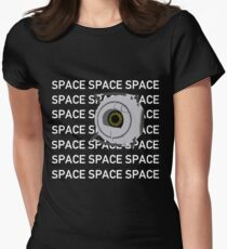 Space Core Women's Fitted T-Shirt