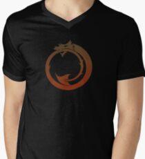 Masquerade Clan: Tzimisce Men's V-Neck T-Shirt