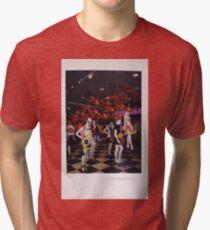 Plastic Tri-blend T-Shirt