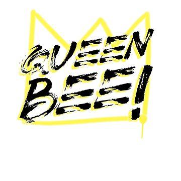 Queen Bee by daphnedumwamba