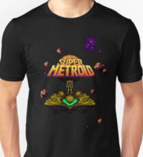 Super Metroid Shirt Unisex T-Shirt