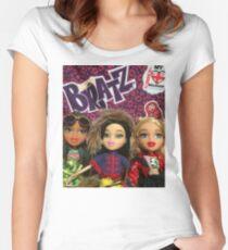 Bratz Women's Fitted Scoop T-Shirt