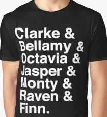 The 100 Team Graphic T-Shirt