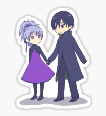 Darker than Black  Sticker