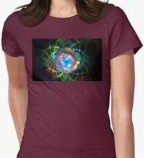 Universal Petals Womens Fitted T-Shirt