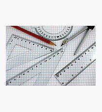 Arcs and Angles Photographic Print