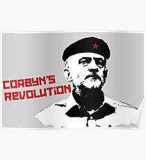 Corbyn Guevara Poster