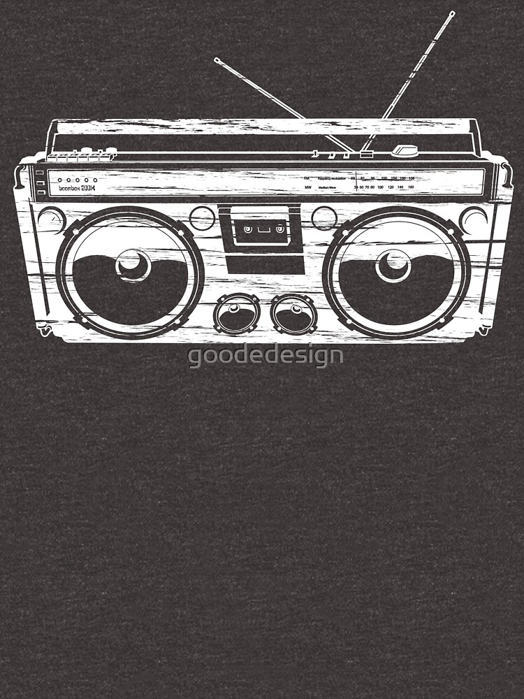 Child of the 1980's Eighties Radio Ga Ga Free Europe  by goodedesign