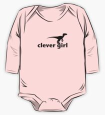 Clever Girl One Piece - Long Sleeve