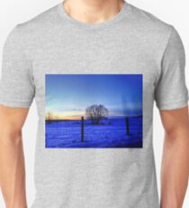 Night Falls On The Pasture Unisex T-Shirt