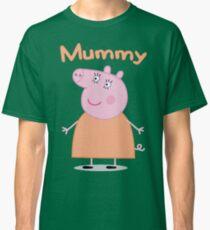 Mummy Pig Classic T-Shirt