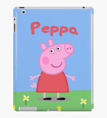 Peppa iPad Case/Skin