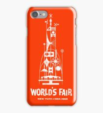 64/65 World's Fair - Tower of the Four Winds iPhone Case/Skin
