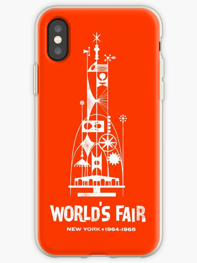 64/65 World's Fair - Tower of the Four Winds by Pop-Tacular