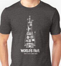 64/65 World's Fair - Tower of the Four Winds Unisex T-Shirt
