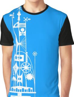 64/65 World's Fair - Tower of the Four Winds Graphic T-Shirt