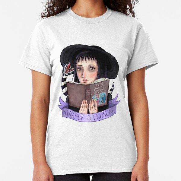 Ich selbst bin seltsam und ungewöhnlich Classic T-Shirt