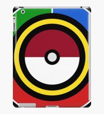 Pokemon Starters iPad Case/Skin