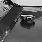 Gas Cap on a Spitfire by James2001