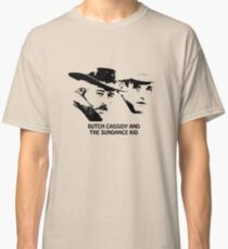 Butch Cassidy and the Sundance Kid Classic T-Shirt