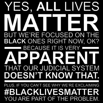 Black Lives Matter by Manias
