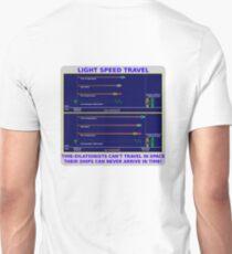 Science - Light Speed Travel 2 T-Shirt