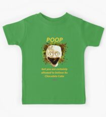 Poop by Glafizya Kids Clothes