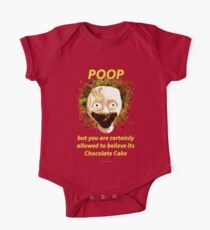 Poop by Glafizya One Piece - Short Sleeve