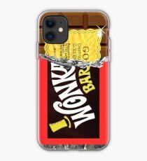 WONKA BAR Minimalist 2 iphone case