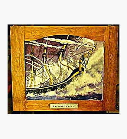 Extreme Storm in the Bay of Biscay Photographic Print
