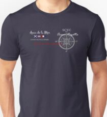 Compass design Unisex T-Shirt