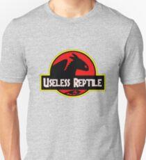 Useless Reptile Unisex T-Shirt
