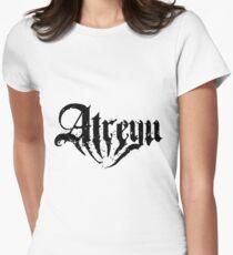 Atreyu Tailliertes T-Shirt für Frauen