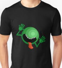 The Hitchhiker's Guide to the Galaxy - Dont Panic  T-Shirt