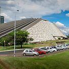 Teatro Nacional Cláudio Santoro, Brasília by Frans Harren