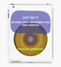 Parallel Universes - Nike iPad Case/Skin